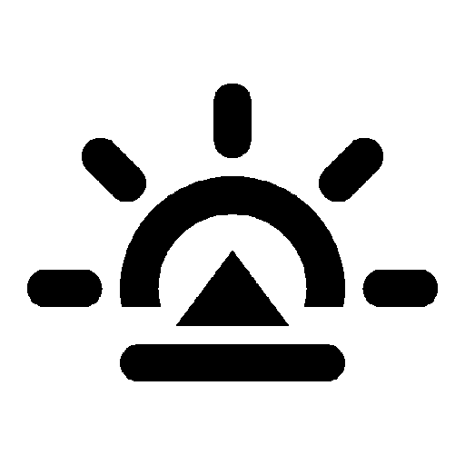 512x512 Sunrise Icon Free Icons Download