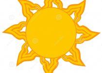 210x150 Clip Art Clip Art Of The Sun