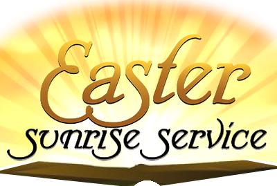 400x269 Easter Sunrise Service