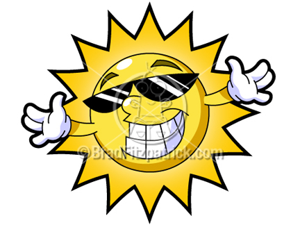 432x324 Cartoon Sun Clipart Picture Royalty Free Sun Clip Art Licensing.