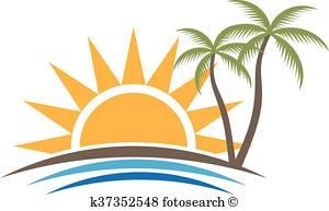 300x193 Sunset Beach Clip Art Eps Images. 7,807 Sunset Beach Clipart