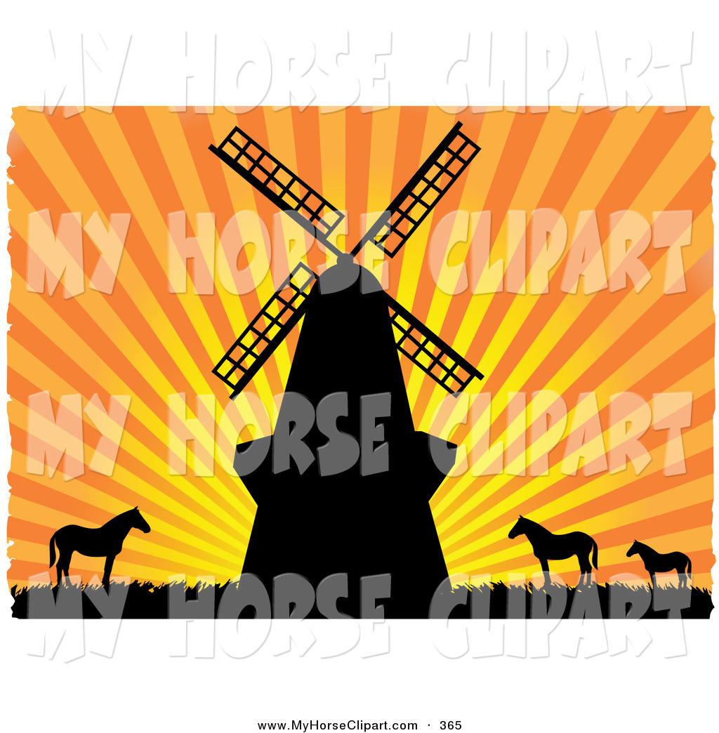 1024x1044 Sunset Horse Silhouette Clip Art Cliparts