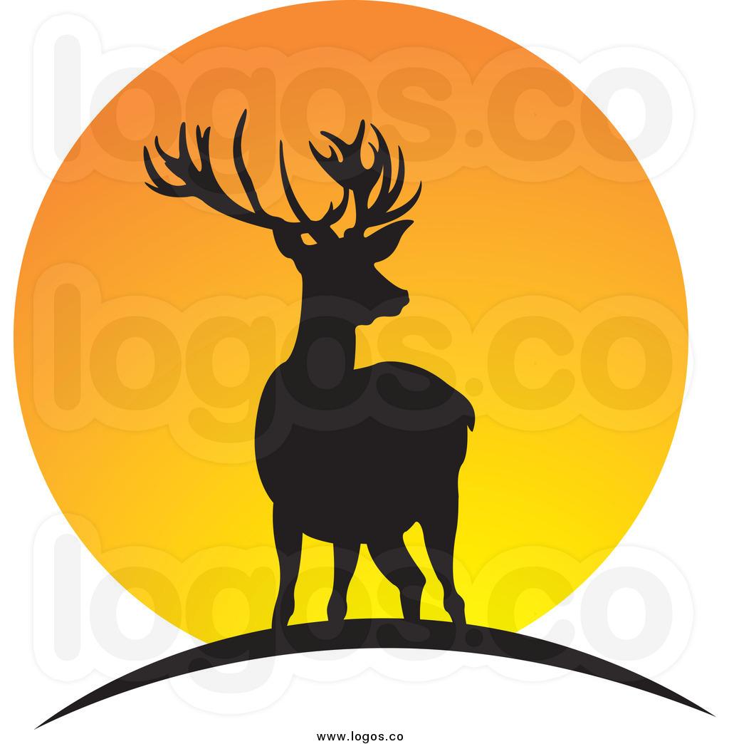 1024x1044 Sunset Deer Clipart, Explore Pictures