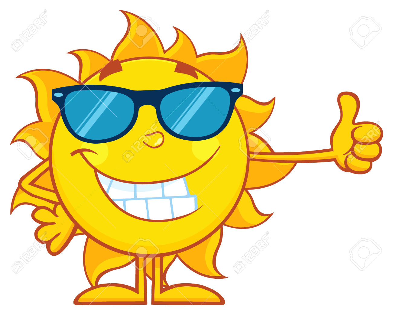 1300x1042 Sunshine Clipart Hot Sun