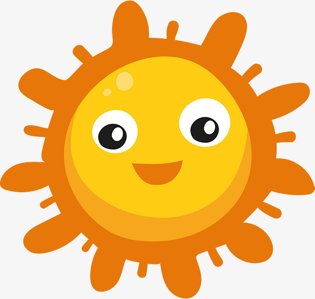 650x616 Cartoon Sun, Sunshine, Children, Sticker Png And Vector For Free