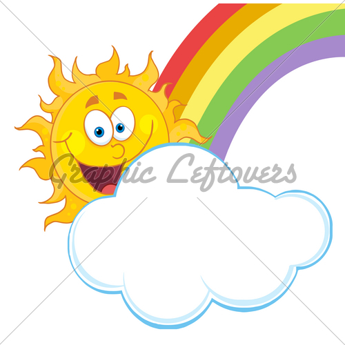 500x500 Happy Sunshine Clip Art Suffya Buzz