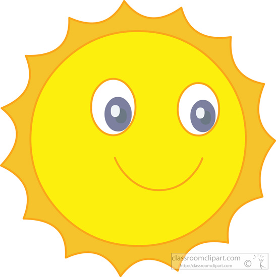 547x550 Smiling Sun Clipart Many Interesting Cliparts