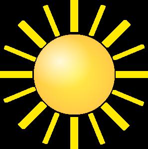 297x298 Sunshine Clip Art