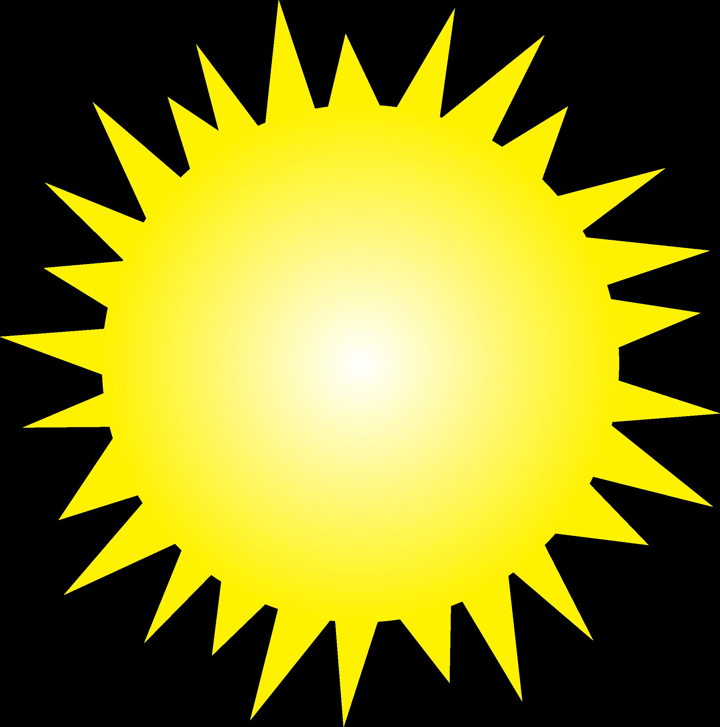 2350x2371 Bright Clipart Sunshine