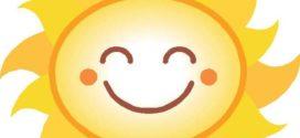 272x125 Free Cartoon Sun Clipart Collection On Cartoon Sunshine