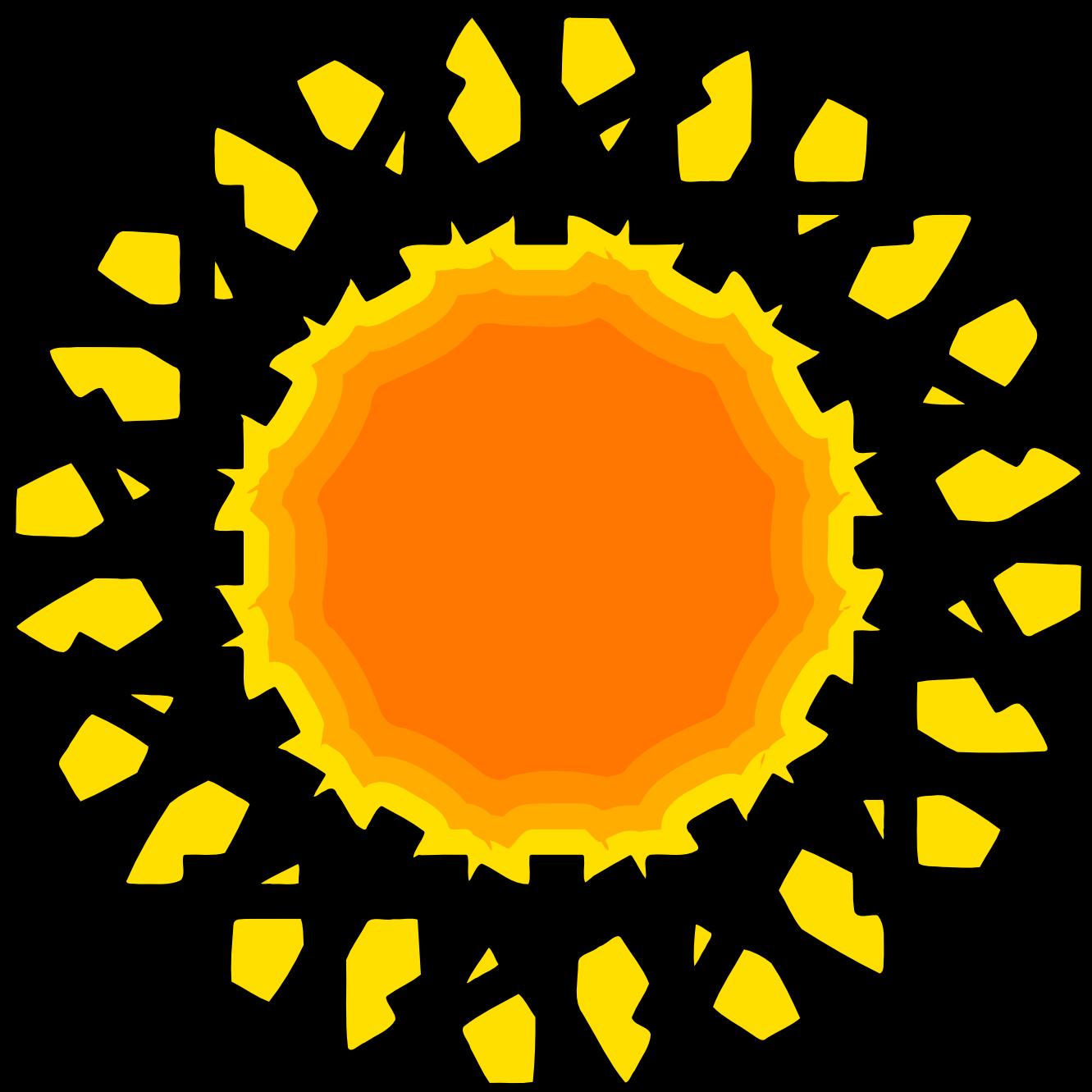 1331x1331 Girly Sun Cliparts