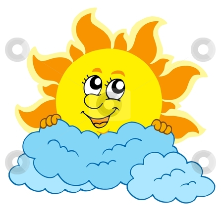 450x429 Animated Sun And Clouds Clipart Panda