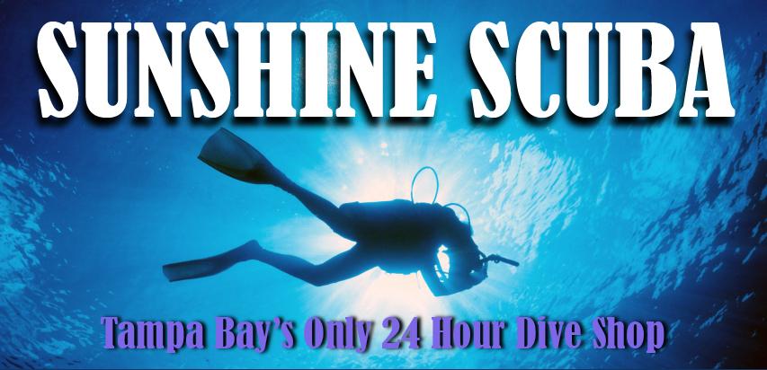 853x412 Sunshine Scuba Dive Shop Amp School