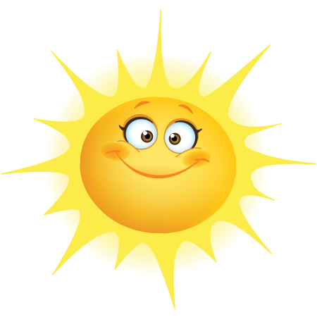 450x450 Sunshine Smiley Symbols Amp Emoticons