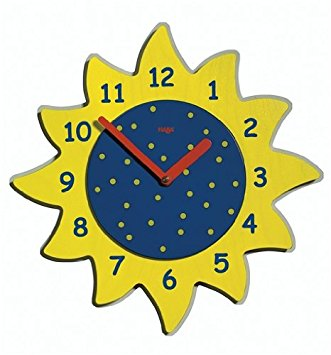 331x355 Early Sunshine Clock Toys Amp Games