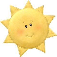 236x236 Whimsical Sun Clipart