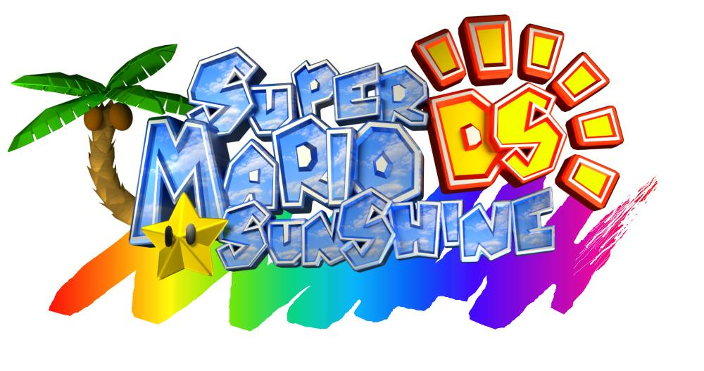 1000x527 Fan Turns Super Mario 64 Ds Into Super Mario Sunshine Ds