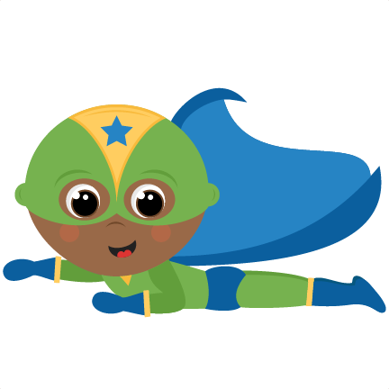 432x432 Flying Boy Superhero Boy Svg Cutting Files For Scrapbooking