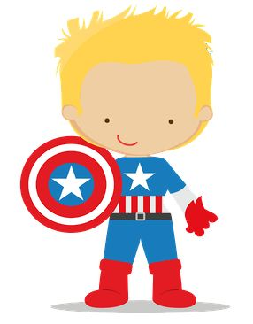286x366 Thor Clipart Supe Kid