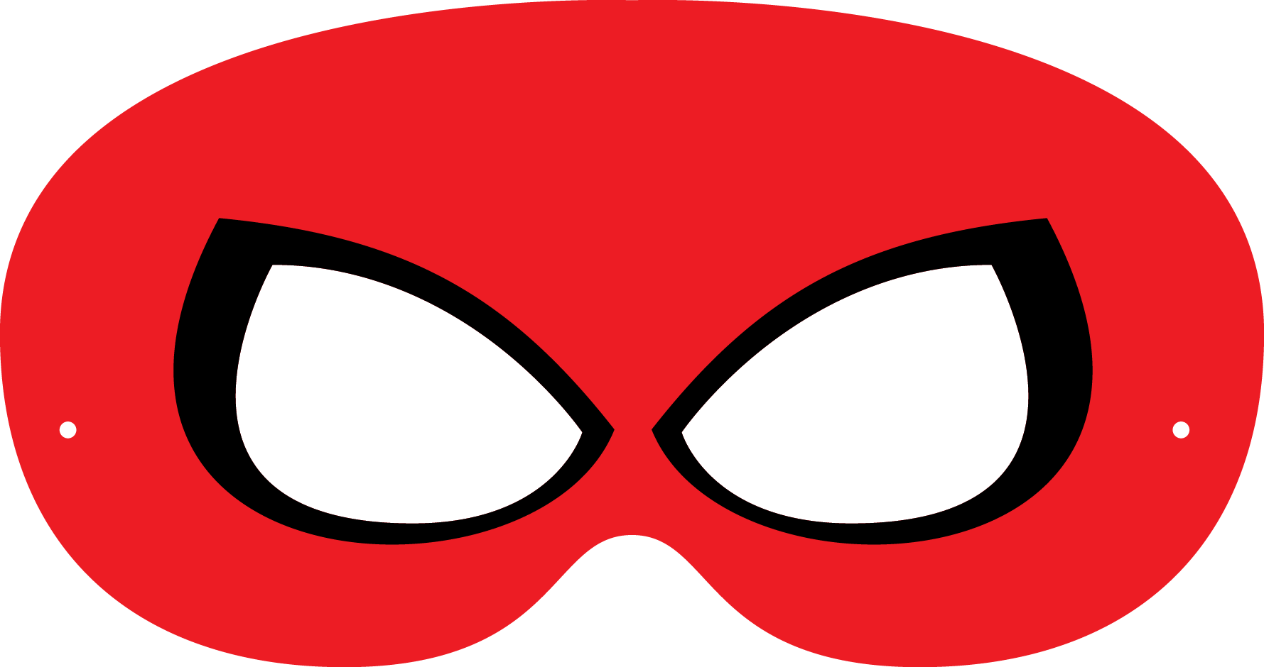 Super Hero Mask Template Free Download Best Super Hero Mask