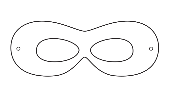graphic relating to Superhero Mask Printable identify Tremendous Hero Mask Template No cost down load simplest Tremendous Hero