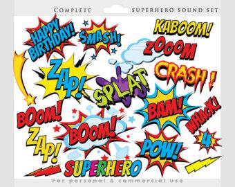 340x270 Superhero Clipart Comic Book Clip Art Comic Text Speech