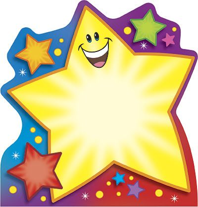 Super Star Clipart