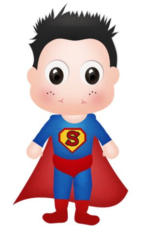 Super Woman Clipart