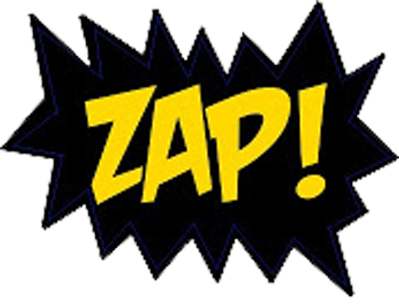 800x615 Word Clipart Superhero