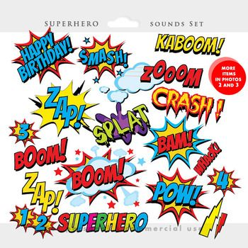 350x350 Free Superhero Clipart Fontsclipart Freebies