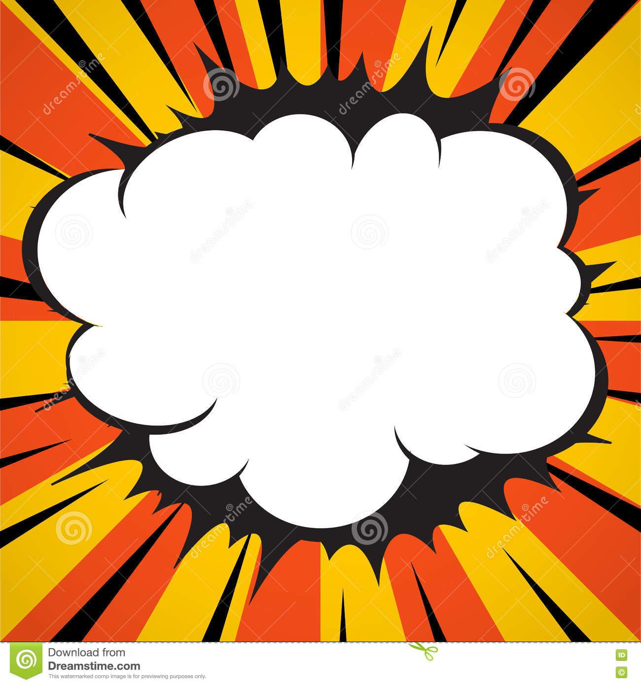 1300x1390 Explosion Clipart Superhero