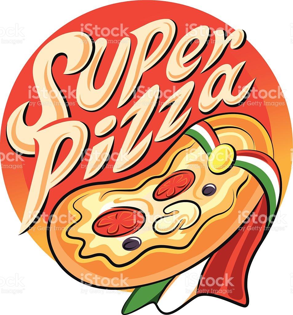 953x1024 Pizza Clipart Superhero