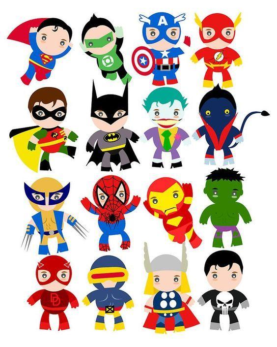 564x705 26 Best Superhero Logos Images Party, Birthday