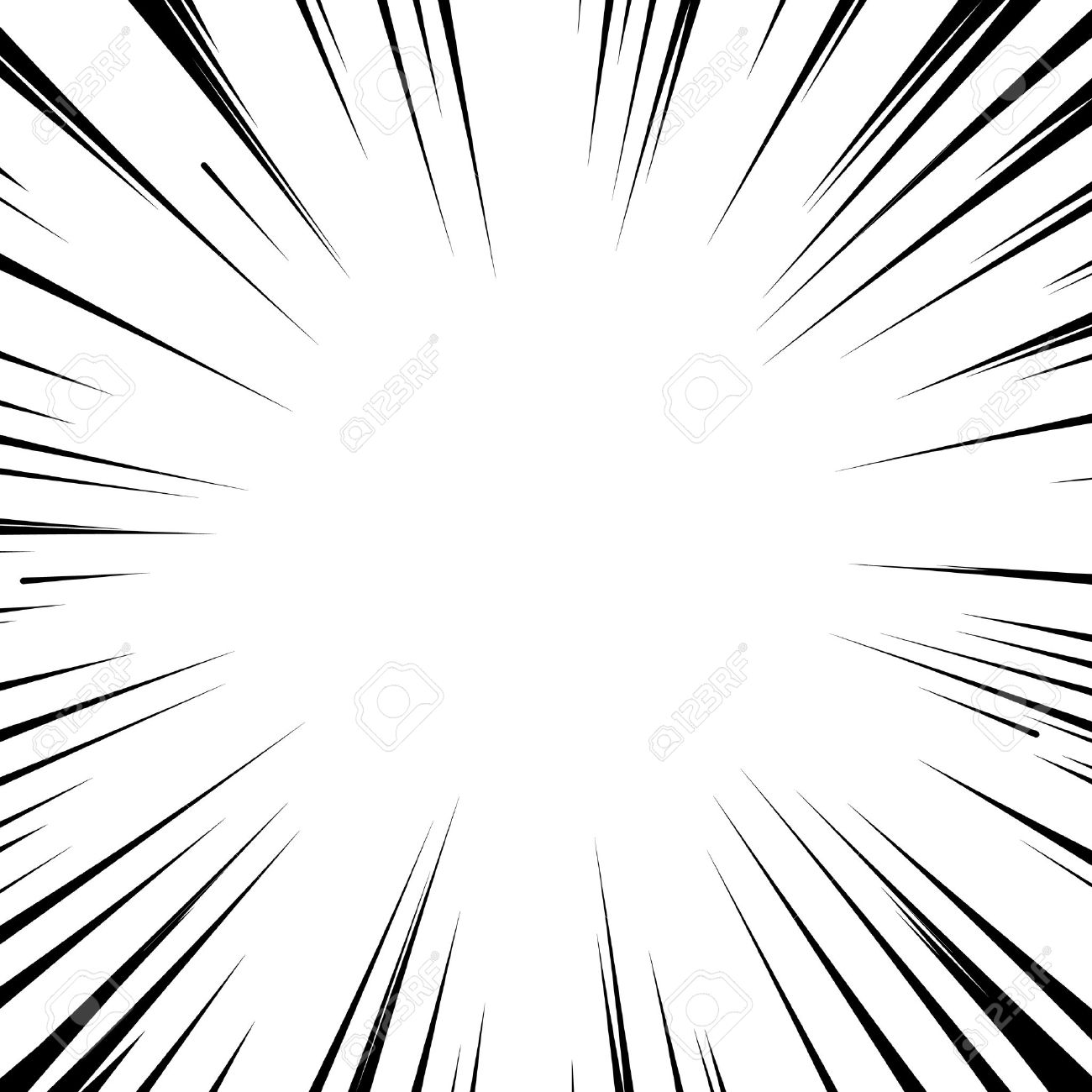 1300x1300 Abstract Comic Book Flash Explosion Radial Lines Background