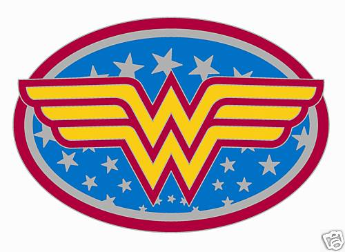 photo relating to Wonder Woman Printable Logo titled Assortment of Surprise female clipart Totally free down load perfect
