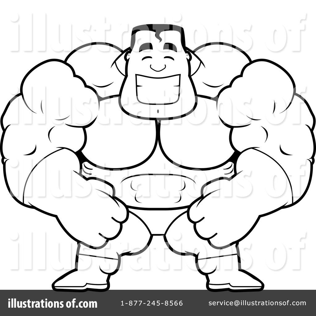 1024x1024 Superhero Clip Art
