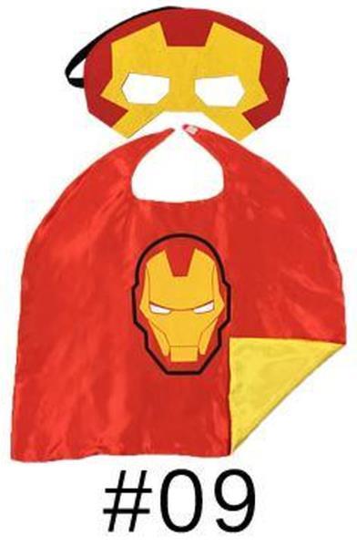 392x600 Superhero Cape Mask Cape Amp Mask Superman Batman Supergirl Wonder