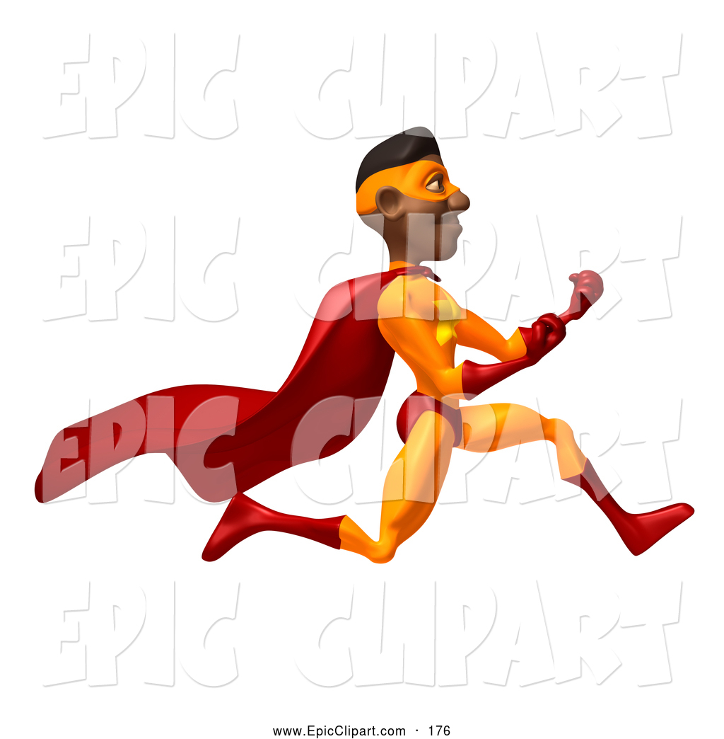 1024x1044 Super Hero Clip Art Running – Cliparts
