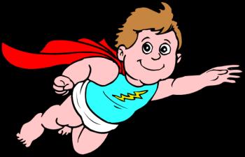 350x225 Superhero super hero clip art clipart free clipart microsoft 3