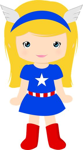 286x516 73 best super hero clipart images Draw, Drawings