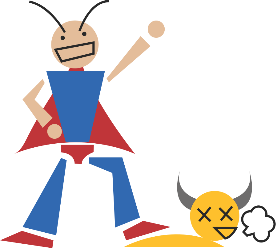900x808 Free Super Hero Clip Art