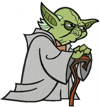 340x364 Yoda Clipart Free Download Clip Art On 2