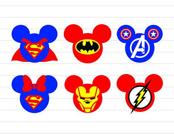 340x270 Superhero Svg Etsy
