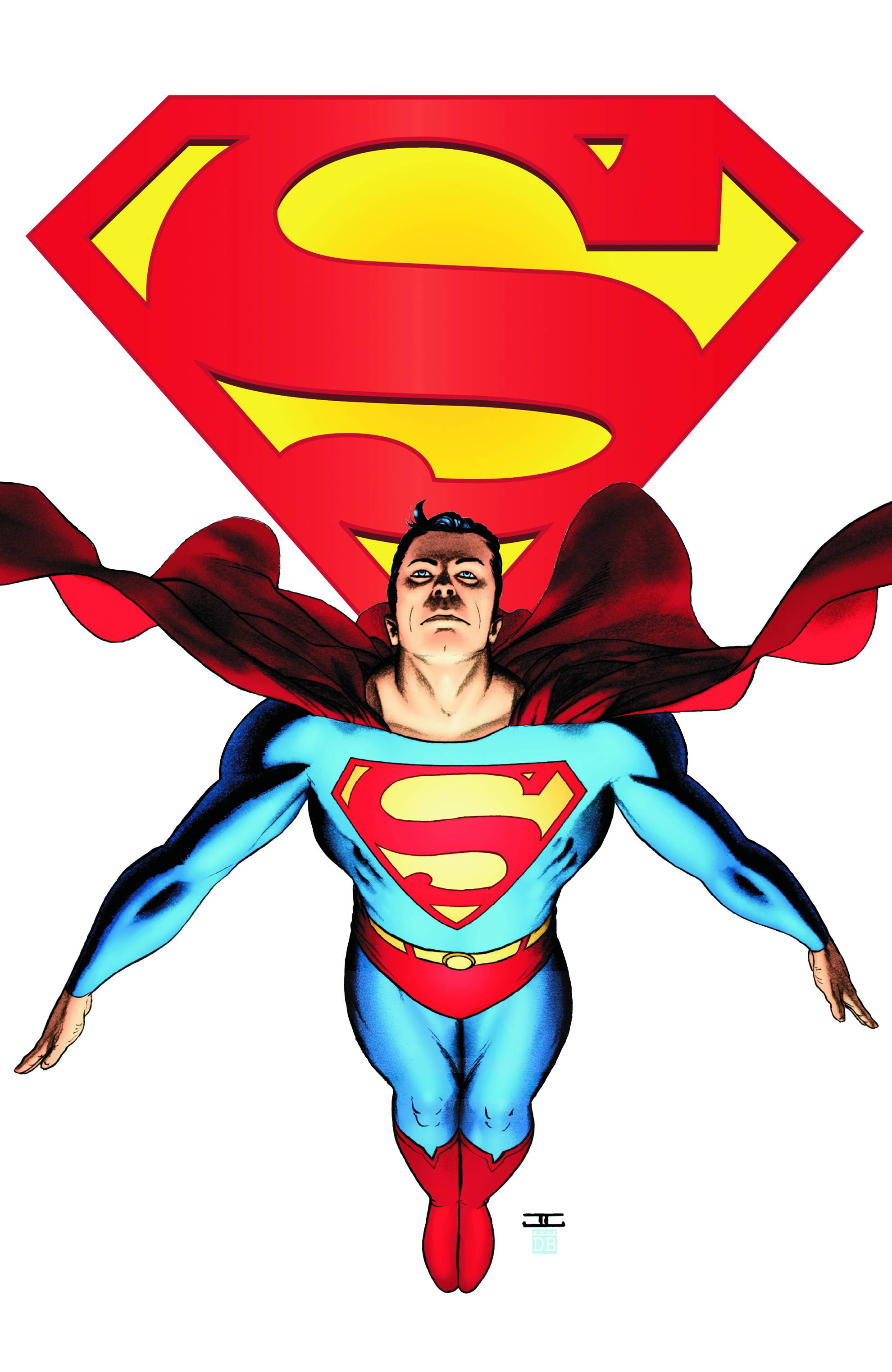 1980x3044 Superman Cartoon Clipart