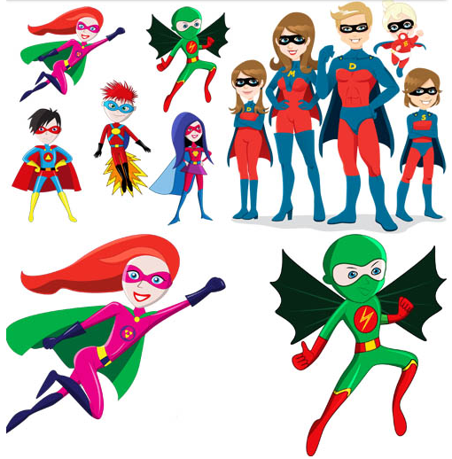 510x518 Super Hero Search Results Free Vector Graphics And Vector Art