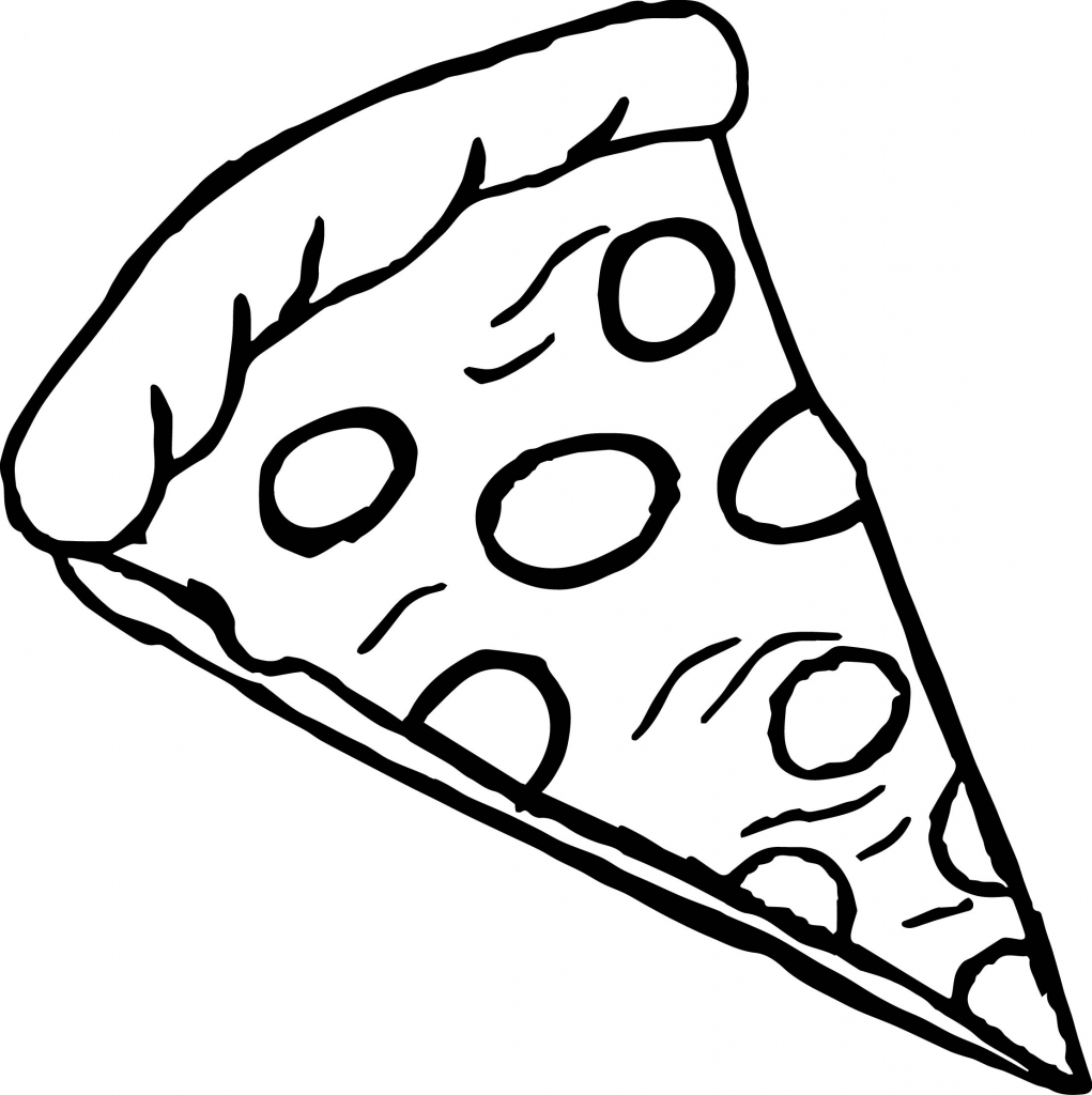 1021x1024 Coloring Pages Kids Pizza Coloring Pages. Superhero Coloring