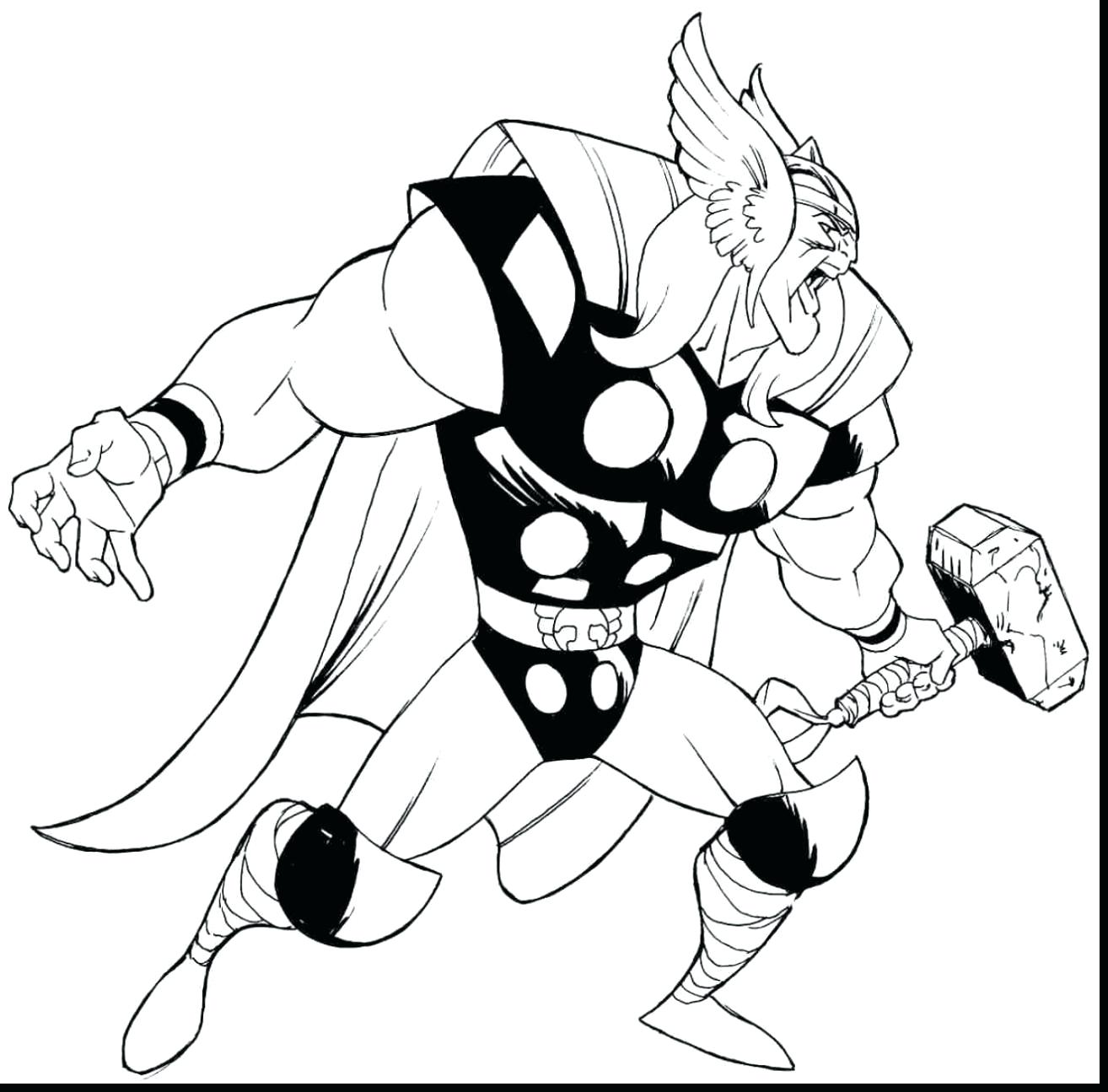 1314x1295 Free Superhero Coloring Page Wolverine Pages 18 Extraordinary