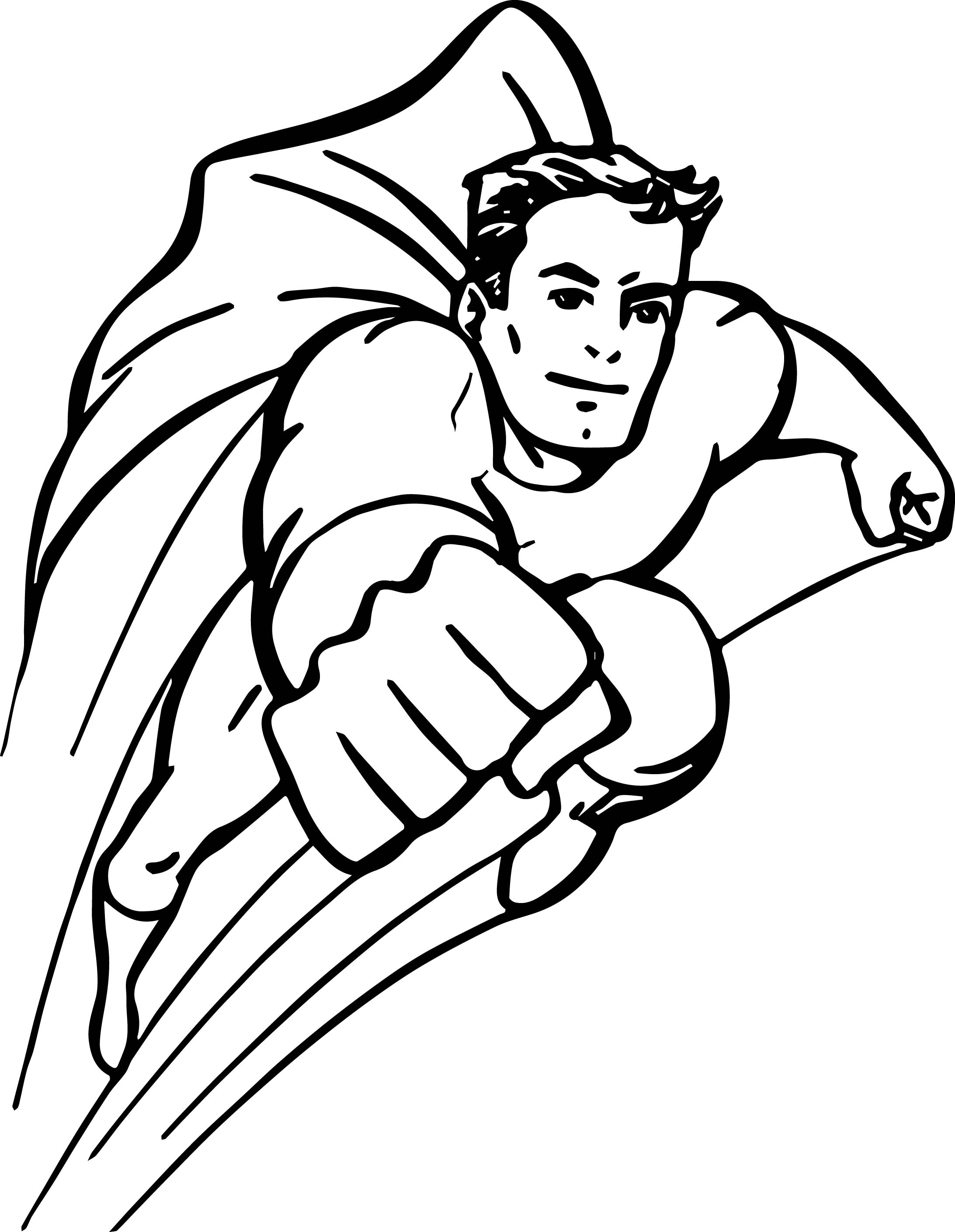 2185x2820 Superheroes Coloring Pages Wecoloringpage
