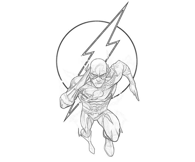 800x667 To Print Flash Superhero Coloring Pages 21 On Coloring Print with