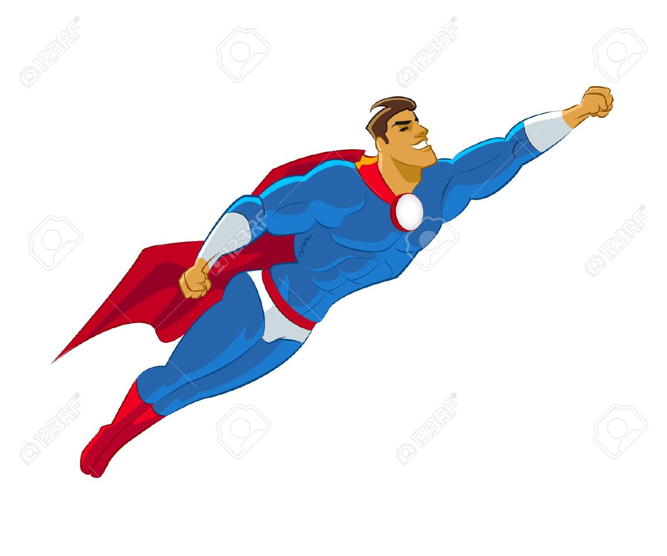 1300x1084 Superman clipart superhero body